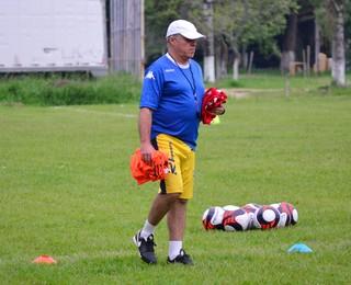 Paulo Campos técnico São José dos Campos (Foto: Danilo Sardinha/GloboEsporte.com)