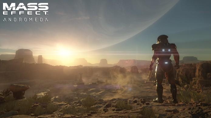 Mass Effect: Andromeda (Foto: Divulgação/BioWare)