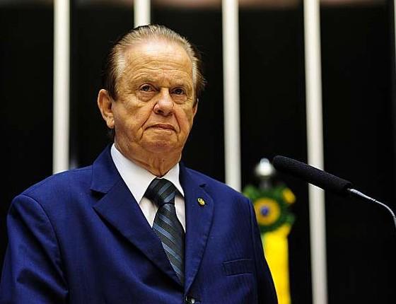 Deputado federal Mauro Lopes, do PMDB de Minas Gerais, está cotado para assumir Secretaria de Aviação Civil (Foto: Agência Câmara dos Deputados)