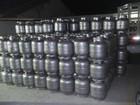 Polícia apreende mais de 400 botijões de gás roubados e detém suspeitos