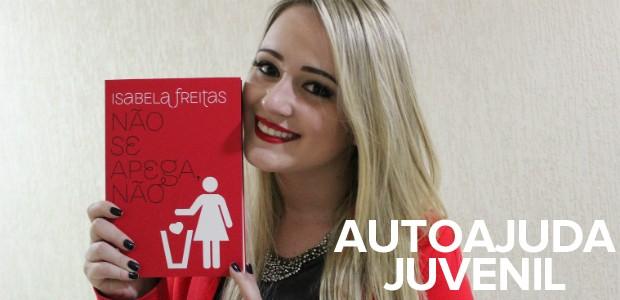 Isabela Freitas (Foto: Divulgação/Intrinseca)