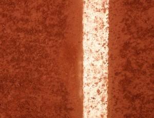 Sergiy Stakhovsky marca bola saibro Roland Garros (Foto: Reprodução / Twitter)