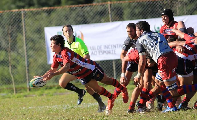 São José Rugby x Curitiba Super 10 (Foto: Super 10/Divulgação)