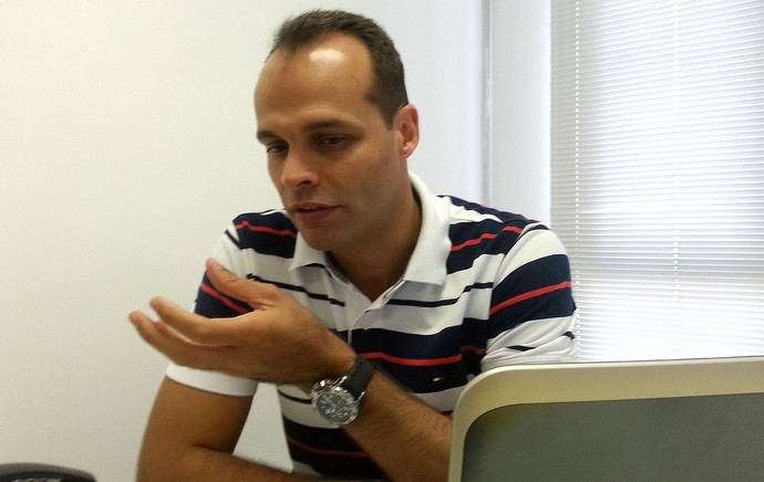 Vanderlei, diretor técnico da CBB (Foto: Marcello Pires)