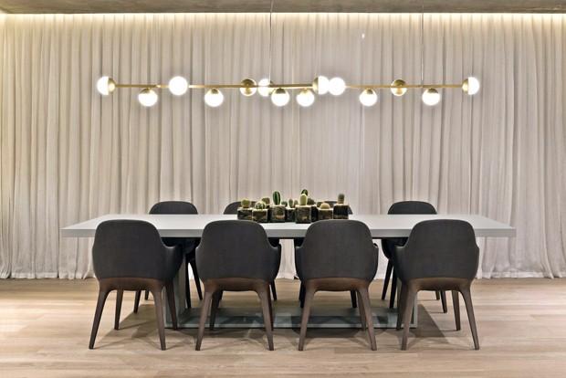 Décor do dia: sala de jantar com detalhes ricos (Foto: divulgação)