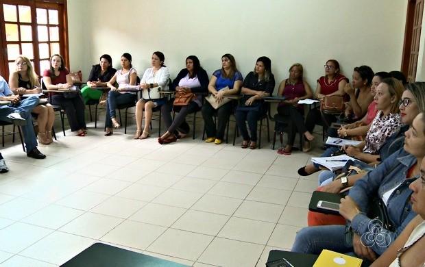 20 profissionais da saúde atenderão 2400 presos em penitenciárias da capital e do interior (Foto: Bom Dia Amazônia)