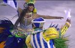 Louro explica que ele não era o papagaio no ombro de porta-bandeira da Beija-Flor