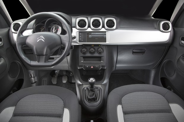 Citroën Aircross 1.6 Manual Feel (Foto: Fabio Aro)