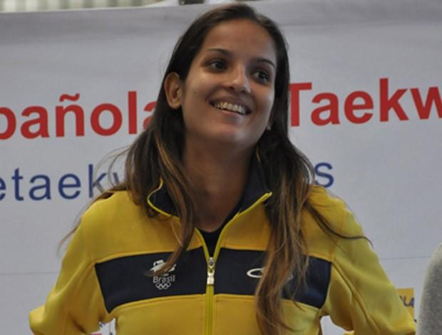 Raphaela Gallacho taekwondo (Foto: Reprodução/Site Oficial Raphaela Gallacho)