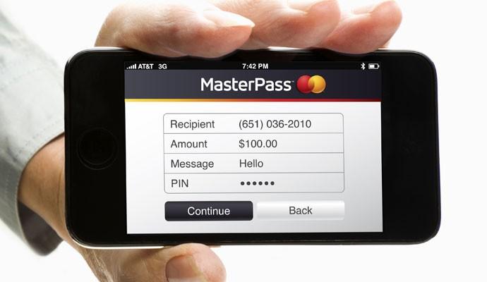 Carteira vitual da MasterCard, MasterPass facilita compras em sites e aplicativos.
