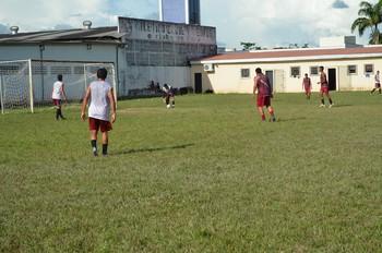 Dom Giocondo, campo do Juventus-AC (Foto: Nathacha Albuquerque)