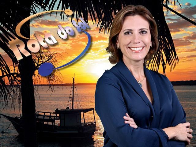 Rosana Valle  (Foto: Arte / TVTribuna)