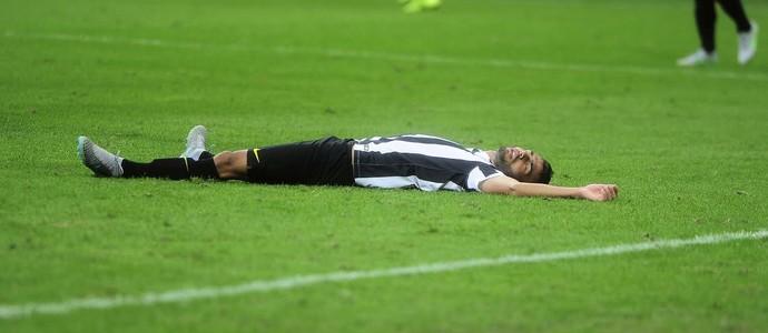 Palmeiras x Santos - Thiago Maia (Foto: Marcos Ribolli)