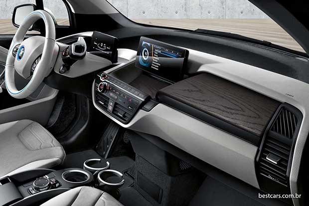 BMW i3 (Foto: Divulgação)