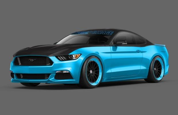 Mustang da Pretty's Garage  (Foto: Divulgação)