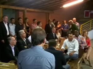 Organizadores afirma que 62 municípios participam do projeto (Foto: Valdivan Veloso/G1)