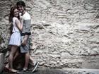 Ju Paiva e Rodrigo Simas comemoram sucesso e mostram intimidade em fotos