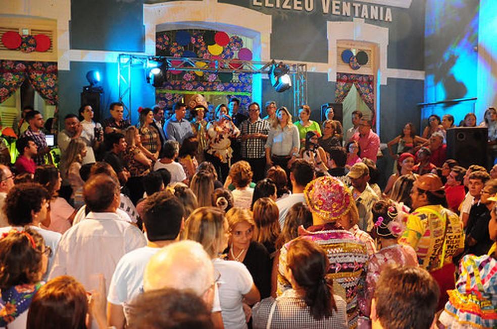 Programação foi anunciada nesta quinta-feira (25) na Estação das Artes Elizeu Ventania (Foto: Carlos Costa/Prefeitura de Mossoró)