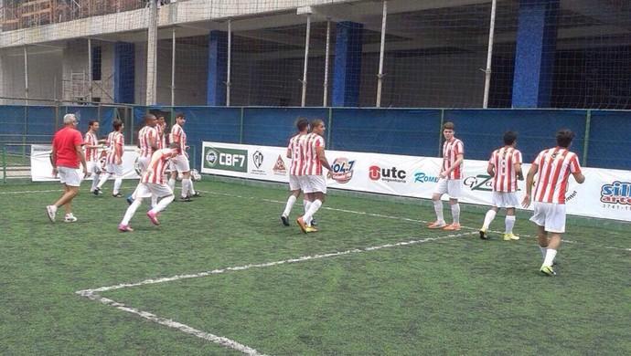Guarani-MG Futebol Society (Foto: Divulgação/FMF7)