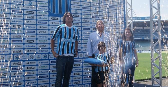 moreno grêmio 2011 (Foto: Lucas Uebel/Grêmio FBPA)