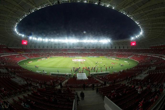 beira-rio inter copa do mundo (Foto: Alexandre Lops/Divulgação Inter)