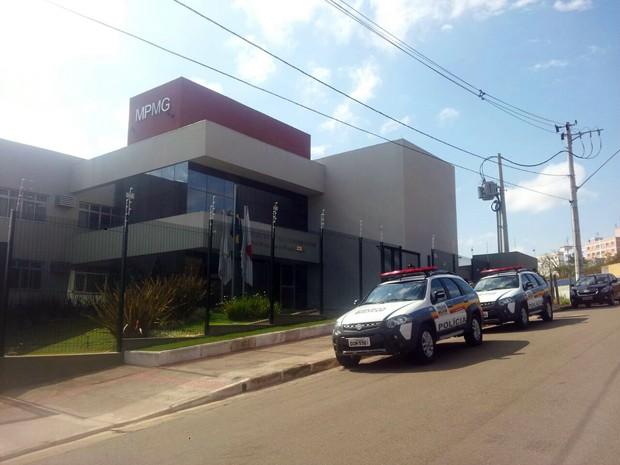 Operação do Ministério Público combate fraudes no Sul de Minas (Foto: Daniela Ayres / G1)