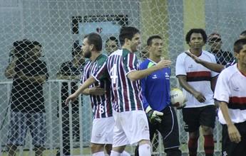 Fluminense faz 10 a 3 no Flamengo e se garante como finalista do Brasileiro
