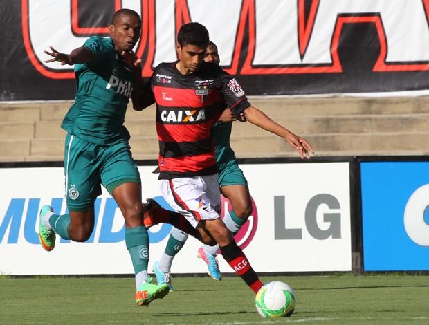 Atlético-GO x Goiás - Final Campeonato Goiano 2014 (Foto: Benedito Braga / O Popular)