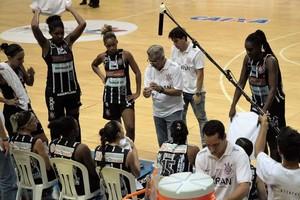 Corinthians/Americana, basquete (Foto: Paulo de Tarso Jr./ Corinthians/Americana)