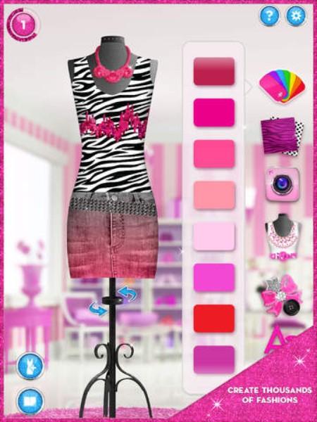 Www Barbie Com Fashion Design Maker