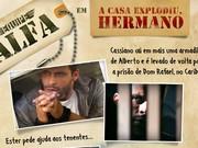 Resgate de Cassiano foi pura tensão (Flor do Caribe / TV Globo)
