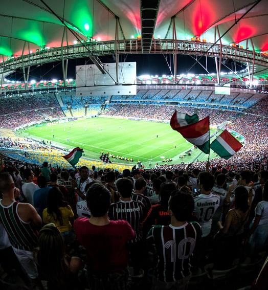 duro golpe (Bruno Haddad / Fluminense F.C)