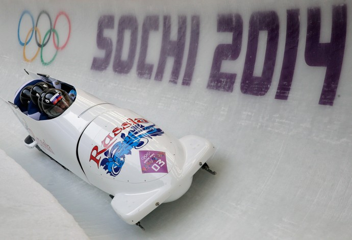 bobsled Rússia Sochi 2014 (Foto: Getty Images)