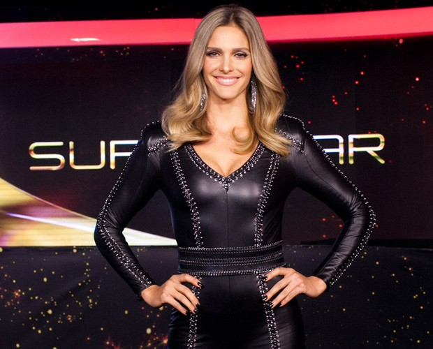 Fê Lima look (Foto: Dafne Bastos/TV Globo)