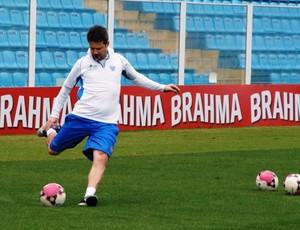 Argel Fucks, técnico do Avaí (Foto: Alceu Atherino, Divulgação / Avaí FC)