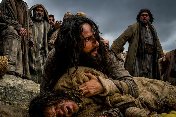 Veja novas fotos de Rodrigo Santoro como Jesus no filme Ben-Hur (Foto: Divulgação)