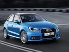 Audi já vende A1 reestilizado no Brasil; RS 3 chega ainda este ano