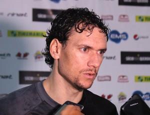 Gustavo Bastos, zagueiro do ABC (Foto: Assessoria de Comunicação/ABC FC)