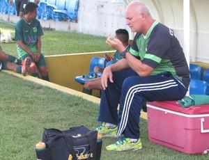 Floresta, Mastrillo, técnico, Campeonato Cearense, Série B (Foto: Crisneive Silveira)