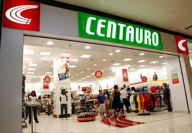 Rede de calçados Centauro (Foto: Reprodução/Facebook)