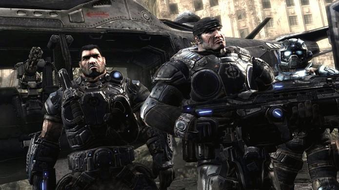 Gears of War foi essencial para firmar o Xbox 360 contra o PlayStation 3 (Foto: Reprodução/The Wayward Moogle)