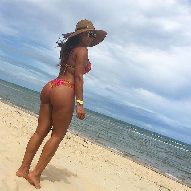 Andressa Ferreira (Foto: Reprodução / Instagram)