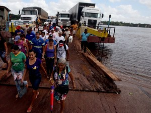 balsa moju (Foto: Agência Pará)