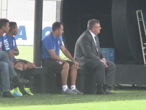 Mario Gobbi treino Corinthians (Foto: Rodrigo Faber)