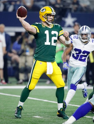 NFL green bay packers aaron rodgers (Foto: Getty Images)