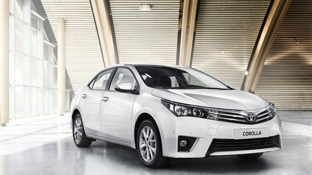 FOTOS: veja o novo Toyota Corolla
