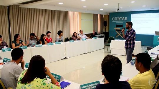 Veja como foi o workshop Curtas Universitários 2014