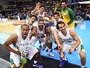 Com grande atuação coletiva, Brasil supera o Canadá e é ouro no basquete