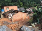 Forte chuva causa alagamentos e queda de árvores em Jaraguá do Sul