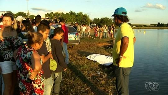 Jovem morre afogado ao pular em lago após cavalgada em Leopoldo de Bulhões